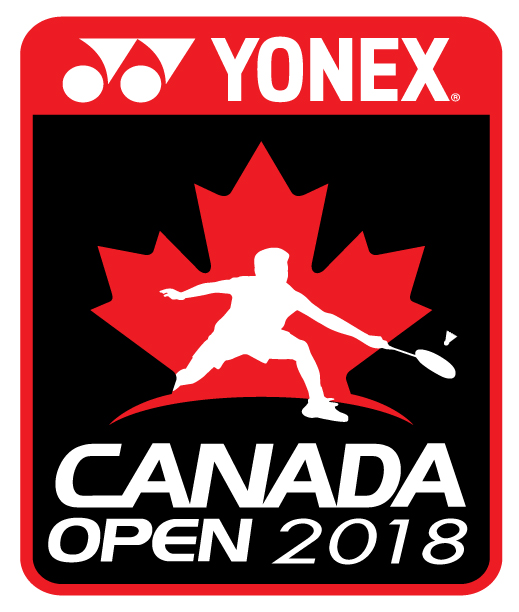 Yonex Canada Open - Canadian players only